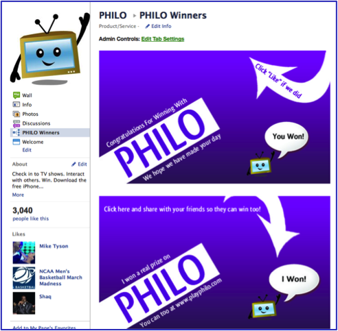 social media marketing Philo FB3