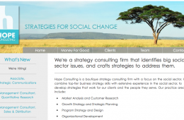 Hope Consulting