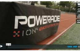 Powerade Training Video